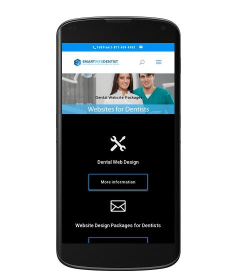 Smartweb Dentists Mobile